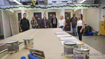 Berufsschulen Syke: Gleich dreimal die Note eins - WESER-KURIER - WESER-KURIER