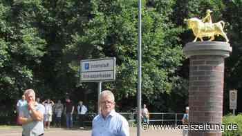 """Europa-Statue - """"ein feines Etwas, das auch aus großer Entfernung wirkt"""" - kreiszeitung.de"""