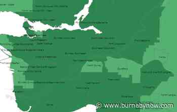 Burnaby COVID-19 vaccination rates inching closer to 85% - Burnaby Now