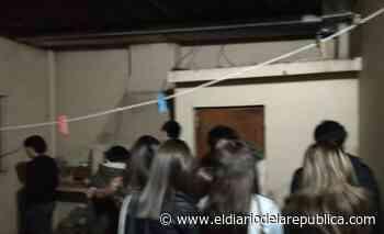 Villa Mercedes: sorprendieron a 29 personas en un cumpleaños - El Diario de la República