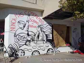 """Cooperativa """"20 de Julio"""", un año de lucha, un año de gestión obrera - La Izquierda Diario"""
