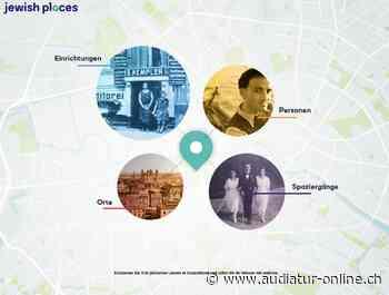 Jüdische Orte der Stadt Offenbach werden digital begehbar - Audiatur-Online