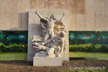 Journées Européennes du Patrimoine « De l'Art sur le campus d'Orsay » Université Paris-Saclay – bâtiment 302 samedi 18 septembre 2021 - Unidivers