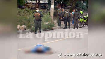 Asesinos de hombre en Villa del Rosario iban en bicicleta | Noticias de Norte de Santander, Colombia y el mundo - La Opinión Cúcuta