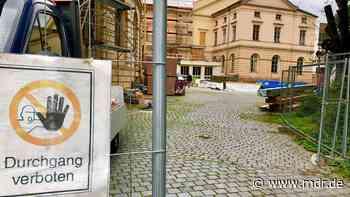 Sanierung des Theaters Altenburg dauert länger - MDR