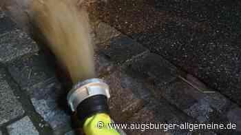 Hochwasser in Aichach-Friedberg: Landwirte wehren sich gegen Schuldzuweisungen - Augsburger Allgemeine