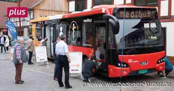 Darmstadt-Dieburg: Jetzt rollt der Impfbus - Wiesbadener Kurier
