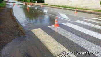 Inondations : Givors et St Genis les Ollières reconnues en état de catastrophe naturelle - Lyon Mag