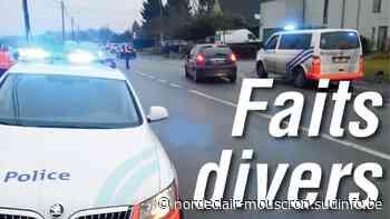 Les faits divers, en bref, dans les entités de Comines, Estaimpuis et Mouscron - La Meuse