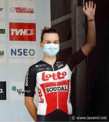 CYCLISME|Pas de doublé pour Alana Castrique mais un beau podium - l'avenir.net