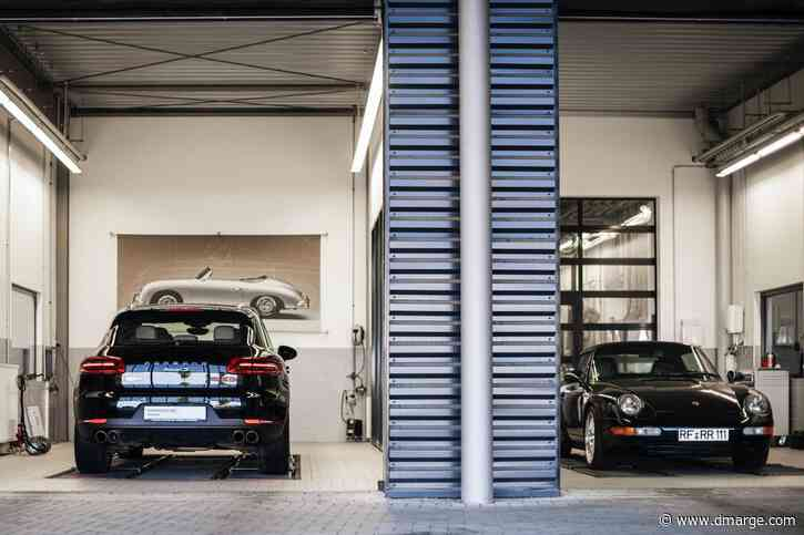 Wild Porsche Statistic Puts Other Car Manufacturers To Shame