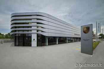 """Ecco la """"Destination Porsche"""" per il Centro Porsche Piacenza - Bruno Allevi"""