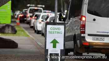 Woman dies of COVID-19 in southwest Sydney - Armidale Express