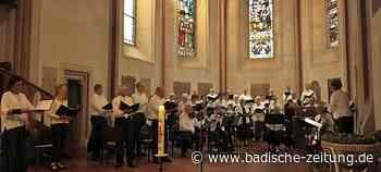 Die Engel im Fokus von Liturgie und Musik - Emmendingen - Badische Zeitung