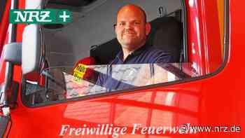 Goch: Erfahrener Feuerwehrmann im Hochwassereinsatz - NRZ