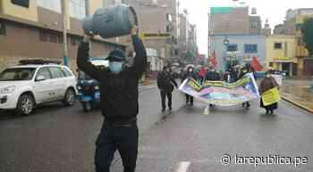 Puno: organizaciones populares protestarán por alza del GLP - LaRepública.pe