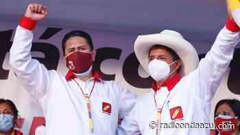 Secretario de partido en Puno: comité que acompañará a Castillo son Boluarte, Cerrón y Najar - Radio Onda Azul