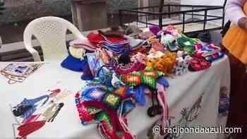 Puno: Artesanas en textiles, cerámica y artesanías a base de totora participarán de la expoferia de artesanías Lupaca - Radio Onda Azul