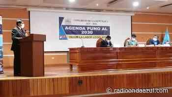 Solo dos congresistas electos por la región Puno participaron en la elaboración de la agenda Puno al 2030 - Radio Onda Azul
