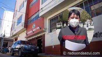 Piden destitución del consultor del Gobierno Regional de Puno, Miguel Valdivia - Radio Onda Azul