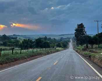 Gobierno inaugura nueva ruta en Itapúa Poty que beneficia a 30.000 pobladores | - ip.gov.py