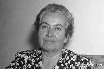 Los desconocidos vínculos entre Gabriela Mistral y Concepción - TVU