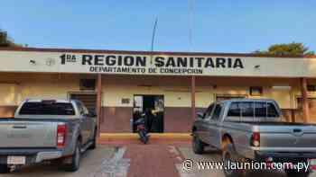 Concepción recibió 12 mil dosis de vacuna antiCOVID-19 - La Unión - launion.com.py