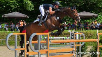 Pferdesport: Sieger gewinnt den großen Preis von Pfullingen - SWP