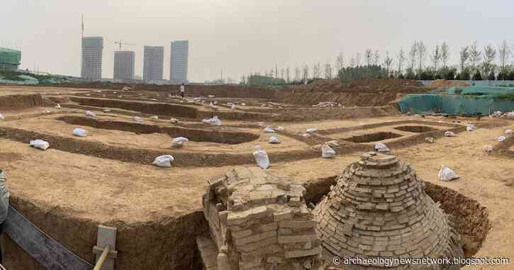 Yuan Dynasty tombs with carved brick murals unearthed in Eastern China