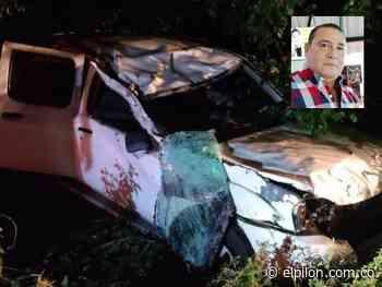 Despidieron a exalcalde de Pelaya muerto en accidente - ElPilón.com.co
