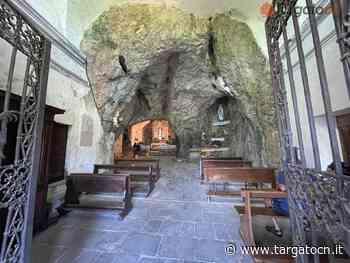 Successo di visite al Santuario Santa Lucia a Villanova Mondovì (VIDEO) - TargatoCn.it