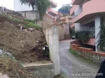 Dissesto idrogeologico a Santa Lucia del Mela, pubblicata la gara per il consolidamento di Viale dei Pini - 98Zero.com