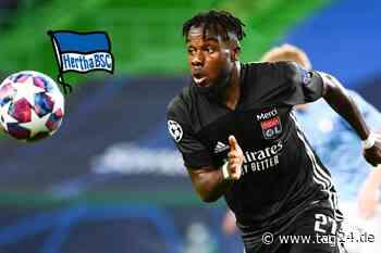 Doch nicht Kostic: Lockt Hertha BSC Maxwell Cornet nach Berlin? - TAG24
