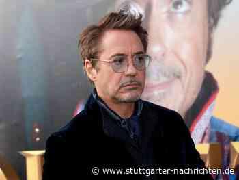 Nach tragischem Autounfall - Robert Downey Jr. trauert um seinen Assistenten Jimmy Rich - Stuttgarter Nachrichten