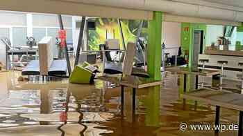 Unwetter in Hagen: Bechelte hat es schwer erwischt - Westfalenpost