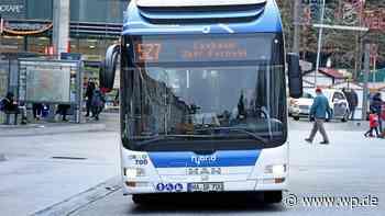 Hagen: Straßenbahn hilft Flutopfern mit Gratis-Bustickets - WP News