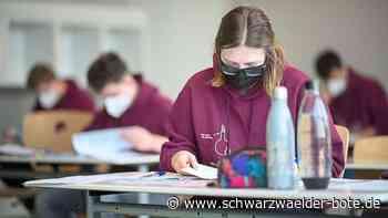 Otto-Hahn-Gymnasium mit Realschule - Schüler in Furtwangen leiden psychisch unter der Pandemie - Schwarzwälder Bote