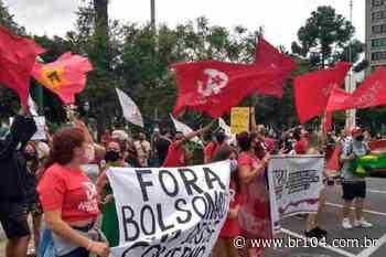 União do Palmares terá protesto contra Bolsonaro neste sábado (24) - BR 104