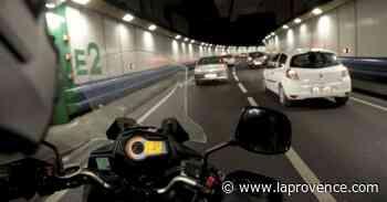 Le tunnel Prado Carénage fermé dans le sens Aubagne-Marseille après un accident corporel - La Provence