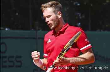 Tennis - TC Leonberg punktet zuhause - Leonberger Kreiszeitung