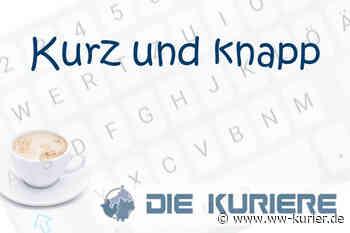 Westerburg: Unfall mit verletztem E-Scooterfahrer / Westerburg - WW-Kurier - Internetzeitung für den Westerwaldkreis