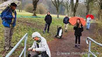 Der Stiftsweg: Vom Wiesensee über Gemünden mit der Holzbachschlucht nach Westerburg - Rhein-Zeitung