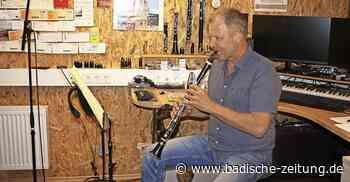 Der Klarinette spielende Blechner - Waldkirch - Badische Zeitung