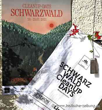 Sauber machen beim Wandern - Waldkirch - Badische Zeitung
