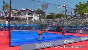 Padel : le tournoi de Canet-en-Roussillon prend du galon et passe sous le giron de la Fédération international - L'Indépendant