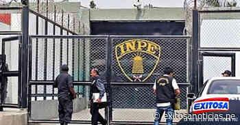 Extorsionador que operaba desde el penal fue trasladado a Cerro de Pasco - exitosanoticias