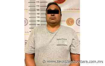 Cumplen orden de aprehensión contra oficial municipal por pederastia - La Voz de la Frontera