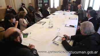 Se lanzó hoy la Diplomatura en Gestión Municipal - Comunicación Tucumán