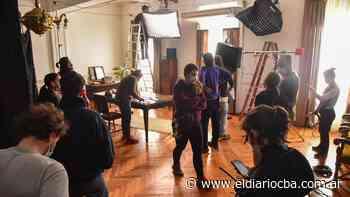 El Palacio Municipal se convierte en uno de los sets de filmación para El Matadero - El Diario del Centro del País