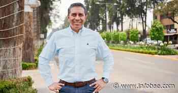 Presidente municipal de Toluca se manifestó frente a su propio Ayuntamiento para exigir presupuesto - infobae